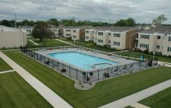 pic of pool  medium - Beacon Gardens Apartments Point Pleasant Beach Nj